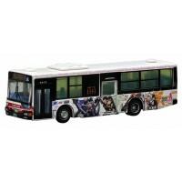 TT Tomytec Bus-Tachikawa Bus Frame Arms Girl Wrap
