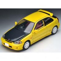 TT Tomytec TLV-Civic Type R 99 Yellow (Exclusive)