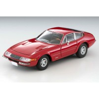 TT Tomytec TLV-Ferrari 365 GTB4 Red