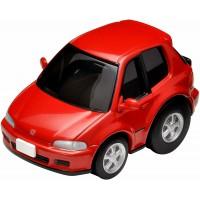 TT Tomytec CQ Zero Z-61a Civic SiR-II (Red)