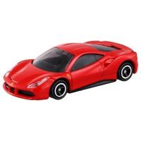 TD Tomica BX064 New Ferrari 488 GTB
