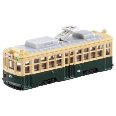 TD Tomica BX066 Hiroshima Electroic Railway Type 650