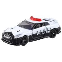 TD Tomica BX105 Nissan GT-R Police Car