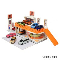 TM Tomica Town-Tomica Build City Car Dealer Autobacsa