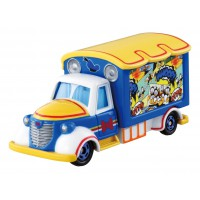 TD Disney Motors-Goodday Carry Donald Duck Asia Special