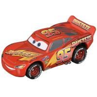 TD Disney Cars Tomica C-16 Lightning Mcqueen (Cars 3 Intro)