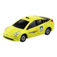 TD Tomica-Singapore Taxi Toyota Prius Comfort (Yellow)