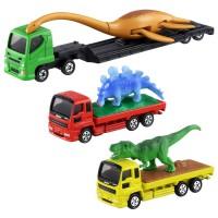 TD Tomica Gift-Dinosaur Trailer Set