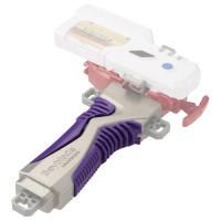 爆旋陀螺 B-116 紫色爆旋手柄橡膠