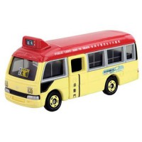 TD Tomica-Hong Kong Mini Bus New (Red)