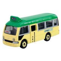 TD Tomica-Hong Kong Mini Bus New (Green)