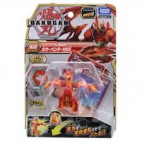 BG Bakugan BP DX BAKU010 Ultra Ball 10A U.Leviathan Red