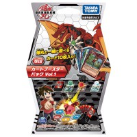 BG Bakugan BP Card Game BAKU016 Card Pack 1