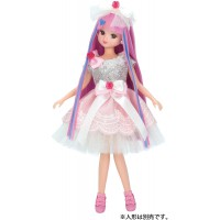 LC Licca Dress-Jewelup Dress Set B