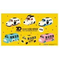 TD Dream Tomica-Peanuts 70th Anniversary (款式隨機)
