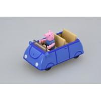 TD Dream Tomica-Ride on Georgea Pig