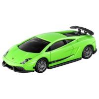 TD Tomica-Premium No. 33 Lamborghini Gallardo Superleg.