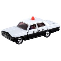 TD Tomica-50th Anniversary 04 Toyota Crown Police
