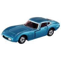TD Tomica-50th Anniversary 05 Toyota 2000GT
