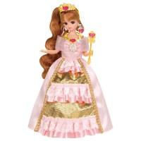 LC Licca Doll LD-03 Royal Pink