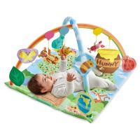IP Disney Baby-Pooh House Transforming Gym.