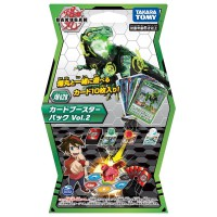 BG Bakugan BP Card Game BAKU028 Card Pack 2