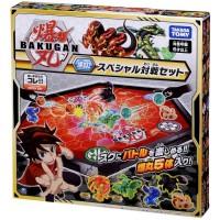 BG Bakugan BP Set DX Pack BAKU032 5 Balls Vol. 1