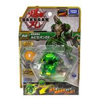 BG Bakugan BP DX BAKU036 Lupitheon Green