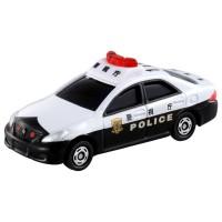 TD Tomica 4D-Toyota Crown Police S&L