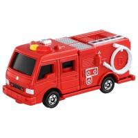 TD Tomica 4D-Fire Engine S&L