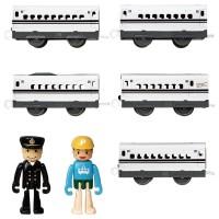 新幹線N700S確認試驗車中間車卡套裝
