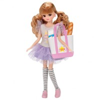 LC Licca Doll LD-14 Happy Shopping
