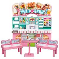 LC Licca Set-Waiwai Food Court