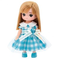 LC Licca Doll LD-21 Twin Sister Miki