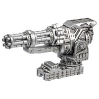 ZOIDS ZW46 核心驅動武器衝擊機關槍