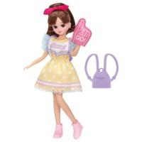 LC Licca Dress LW-13 Cutie Cheerleader