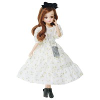 LC Licca Doll LD-16 Very Collaboration Coordinate Licca
