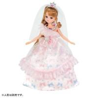 LC Licca Dress LW-15 Ribbon Ribbon Wedding
