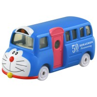 TD Dream Tomica-No. 158 Doraemon Wrapping Bus