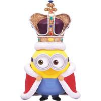 FG Minions 2-Metacolle Figure King Bob (New PKG)
