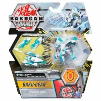 BG Bakugan AA DX Gear BAKU Ball 40E Pegatrix White