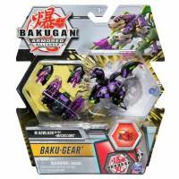 BG Bakugan AA DX Gear BAKU Ball 41D Howlkor Black