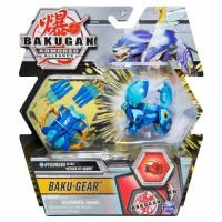 BG Bakugan AA DX Gear BAKU Ball 38B Hydorous Blue