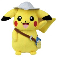PS Pokemon Plush-Movie Pikachu