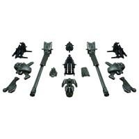 ZOIDS ZW57 異界進化爆破武器套裝