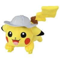 PS Pokemon Plush-M23 Shoulder Pikachu