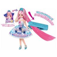 LC Licca Doll-Magic Long Hair