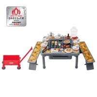 LC Licca Set-BBQ Set