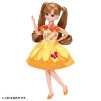 LC Licca Dress LW-03 Sunny Flower