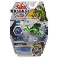 BG Bakugan AA DX BAKU Ball 42C Nillious V2 Green